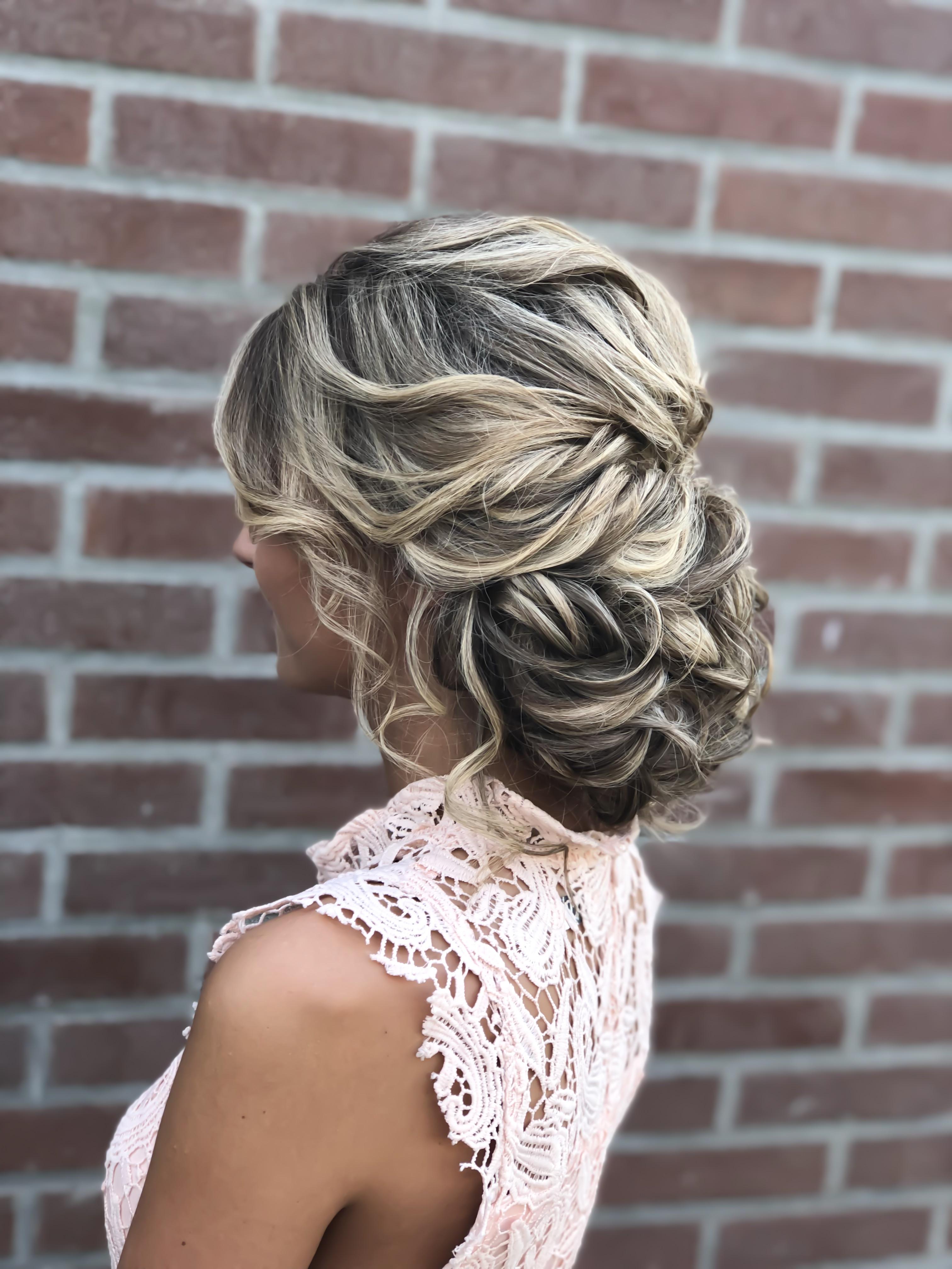 Bruidskapsels Werkendam Hairdo by Mijntje